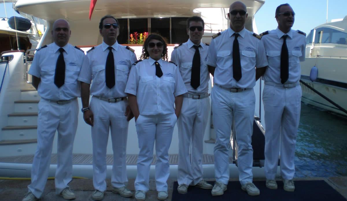 Divise Yachtwear Zeurino Yacht Equipaggio Divise Equipaggio Yacht rBoxCeWd