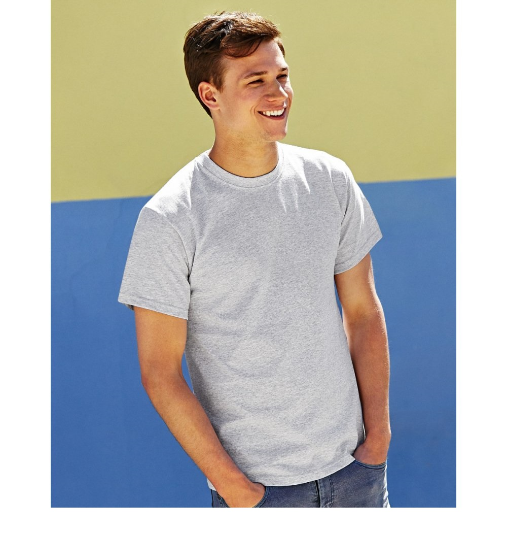 T-shirt uomo Fruit of the Loom Value Weight